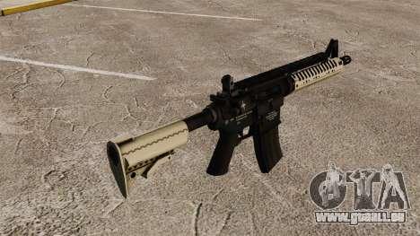 Automatique carabine M4 VLTOR v3 pour GTA 4 secondes d'écran