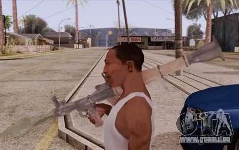 RPG für GTA San Andreas zweiten Screenshot