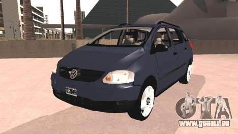 Volkswagen Suran pour GTA San Andreas