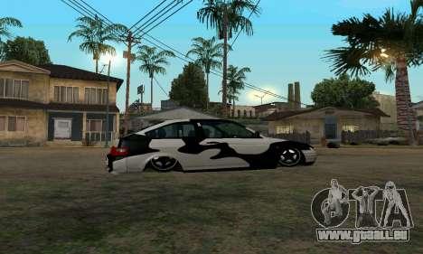 LADA 112 pour GTA San Andreas laissé vue