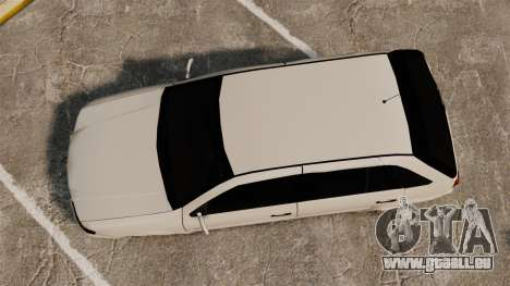 Volkswagen Gol G4 BBS pour GTA 4 est un droit