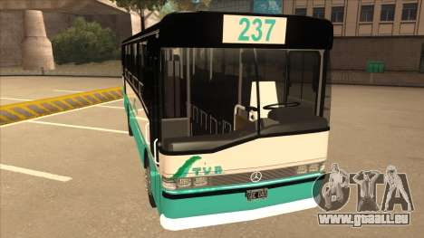 Mercedes-Benz OHL-1320 Linea 237 pour GTA San Andreas laissé vue