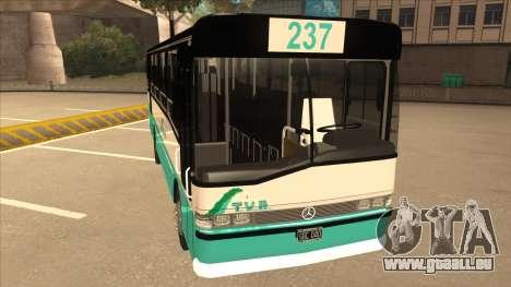 Mercedes-Benz OHL-1320 Linea 237 für GTA San Andreas linke Ansicht