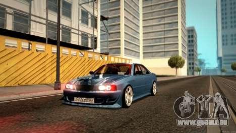 Toyota Chaser Tourer V pour GTA San Andreas