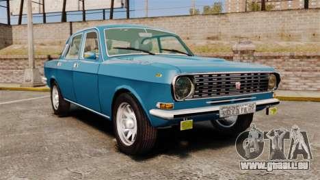 Volga gaz-2410 v3 pour GTA 4