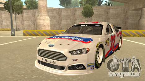 Ford Fusion NASCAR No. 32 U.S. Chrome pour GTA San Andreas