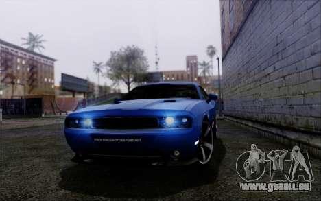 SA Illusion-S v5.0 - Final Edition pour GTA San Andreas cinquième écran