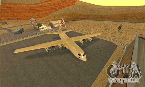 Hercules GTA V pour GTA San Andreas