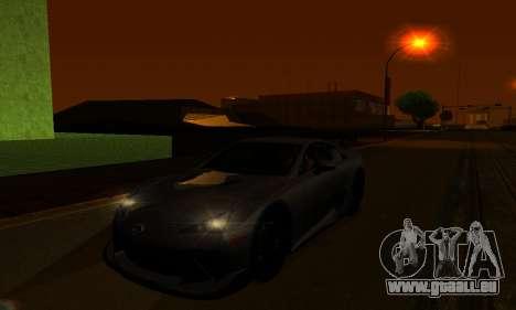 ENBSeries By Avatar für GTA San Andreas sechsten Screenshot