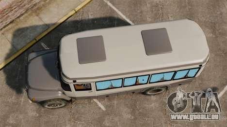 KAVZ mit Schnauze Zila für GTA 4 rechte Ansicht