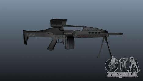 Easy Autorun XM8 LMG pour GTA 4 troisième écran
