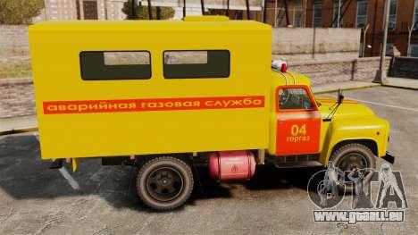 Urgence gaz-52 pour GTA 4 est une gauche