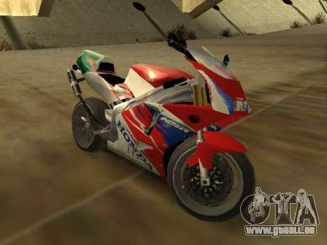 Honda NSR250R pour GTA San Andreas