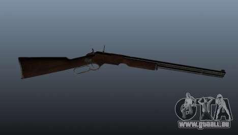 Carabine levier Henry pour GTA 4 troisième écran