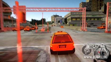Bannière mod graphique Graphics [bêta ouverte] pour GTA 4 neuvième écran