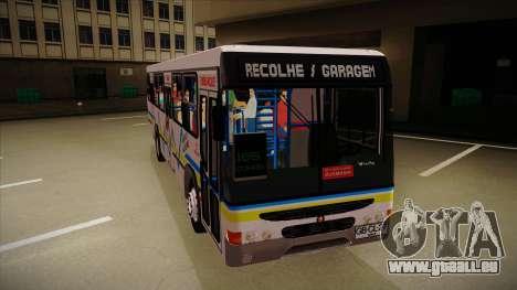 Marcopolo Viale pour GTA San Andreas laissé vue