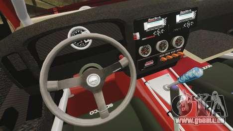 Nissan Frontier D22 für GTA 4 Seitenansicht