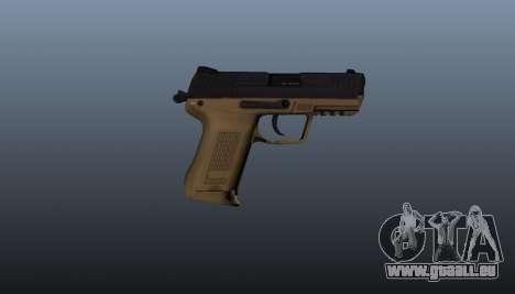 Pistole HK45C v3 für GTA 4 dritte Screenshot