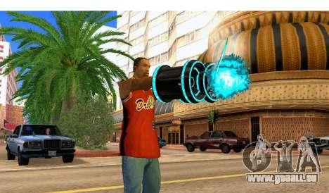 Blaster für GTA San Andreas