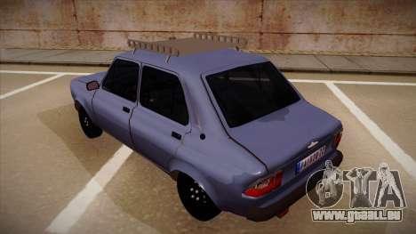 Zastava Skala 55 pour GTA San Andreas vue arrière