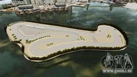 Lage Sportland Yamanashi für GTA 4