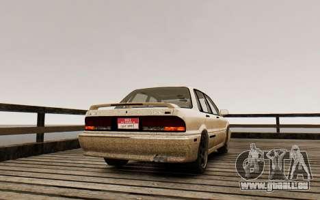 Mitsubishi Galant V2 für GTA 4 linke Ansicht