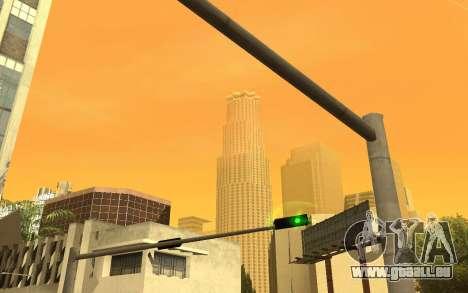 GTA V to SA: Timecyc v1.0 für GTA San Andreas