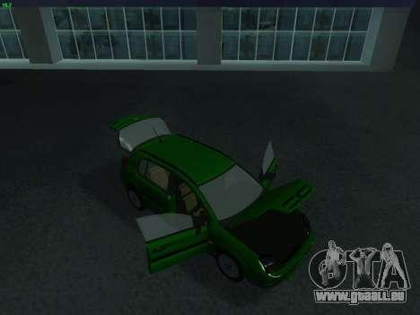 Opel Signum Kombi 1.9 CDi pour GTA San Andreas vue de droite