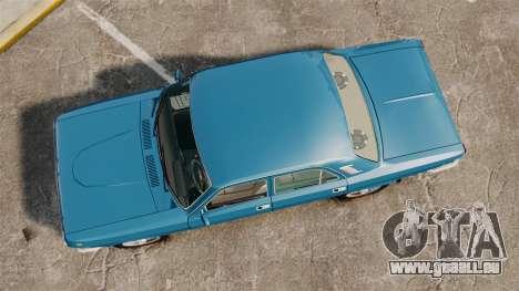 Volga gaz-2410 v3 pour GTA 4 est un droit