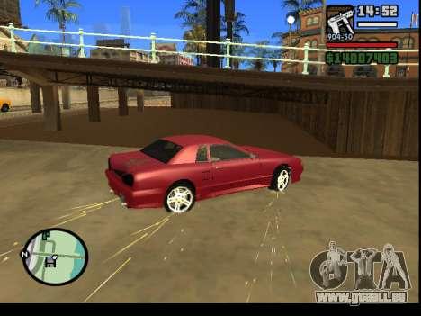 GTA V to SA: Burnout RRMS Edition für GTA San Andreas elften Screenshot