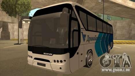 Neoplan Tourliner - Drinatrans Zvornik pour GTA San Andreas