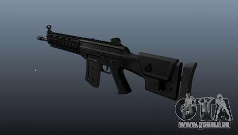 Gewehr SIG SG 751 v2 für GTA 4 Sekunden Bildschirm
