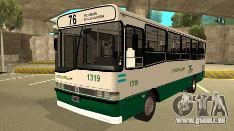 Mercedes-Benz OHL-1320 Linea 76 pour GTA San Andreas