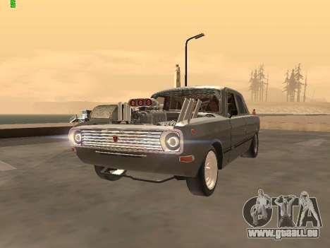 Gas-Drag-Ausgabe 24 für GTA San Andreas