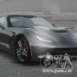 Chevrolet Corvette C7 Stingray 2014 für GTA 4