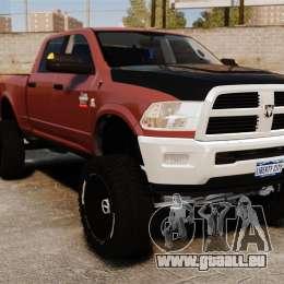 Dodge Ram 2500 Lifted Edition 2011 für GTA 4