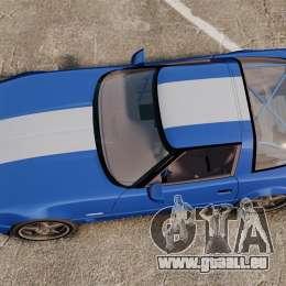 Chevrolet Corvette C4 1996 v2 für GTA 4 rechte Ansicht
