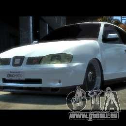 Seat Ibiza für GTA 4