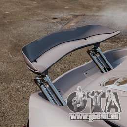 McLaren P1 [EPM] pour GTA 4 est un côté