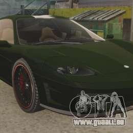 Turismo avec EPM pour GTA 4