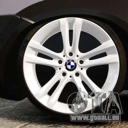 Hyundai Tucson für GTA 4 Rückansicht