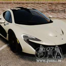 McLaren P1 [EPM] für GTA 4