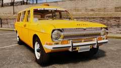 Taxi de la Volga gaz-24-02