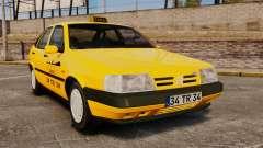 Fiat Tempra SX.A Turkish Taxi für GTA 4