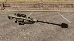 Le v8 de fusil de sniper Barrett M82