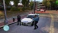Ohne Polizei Bindestriche