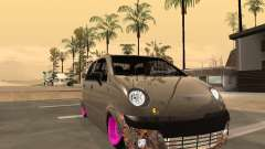 Daewoo Matiz Mexi Flush für GTA San Andreas