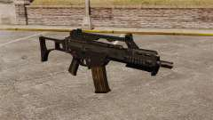 HK G36C assault rifle v1