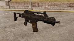 HK G36C assault rifle v1