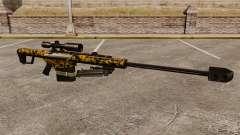 Le v12 de fusil de sniper Barrett M82
